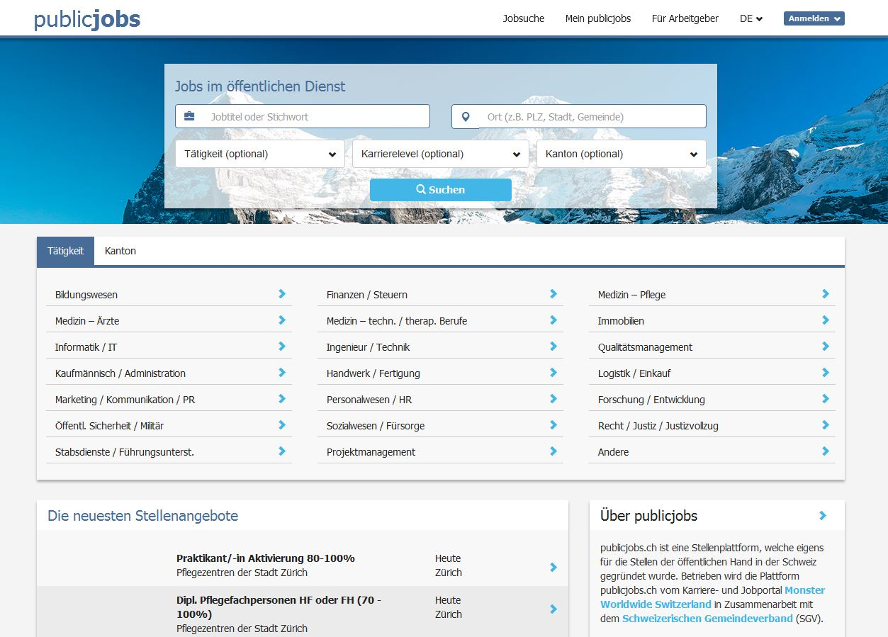 Job Board Platform